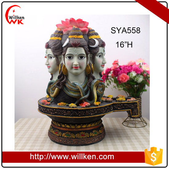 large resin hindu god statues for sale indian buddha pooja item diwali product